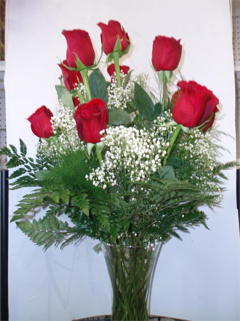 Flowers one dozen red roses in a vase for that someone special flowers one dozen red roses in a vase for that someone special reviewsmspy
